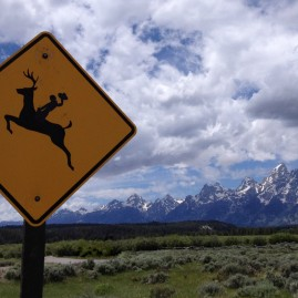 Great Tetons, Wyoming