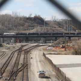 Rail yards - Kansas City, Missouri